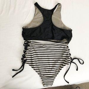 5fd1b49b546dc Amuse Society Swim - Amuse Society Frankie Solid Tank   Scout Bikini